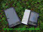 Sony Ericsson X10 Mini Pro na fotografiích